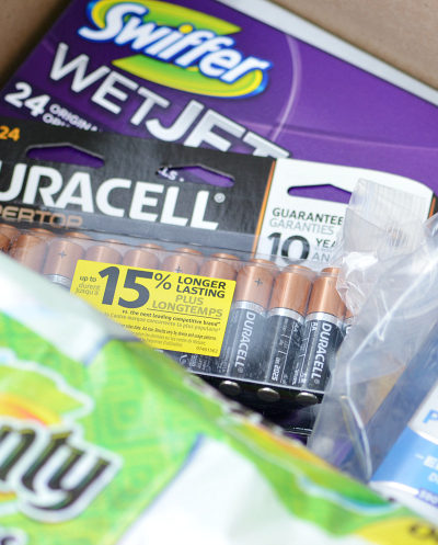 Avoid the Oops: Stock Up with Walmart and P&G