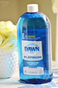 Dawn Erasing Dish Foam Refill Avoid the Oops Walmart