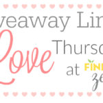 List Your Giveaways! {Linky Love #381}