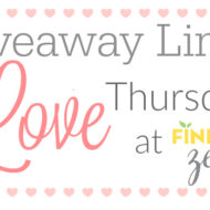 List Your Giveaways! {Linky Love #354}