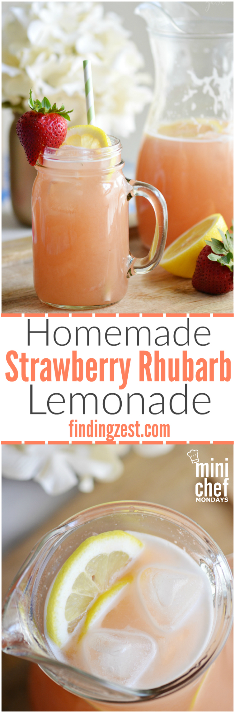 Homemade Strawberry Lemonade Recipe — Dishmaps