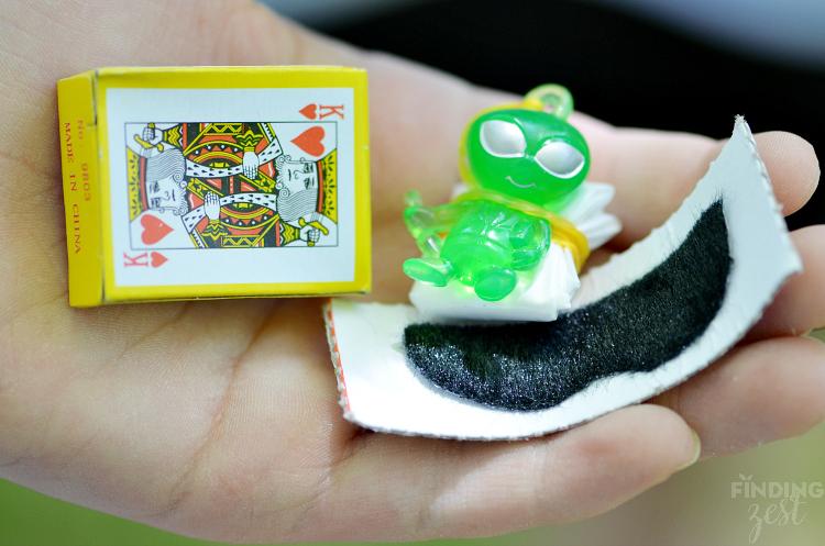 Kidbox Mystery Unwind Ball Prizes