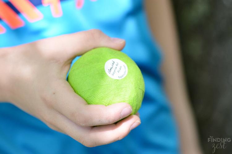 Kidbox Unwind Surprise Ball with Prizes