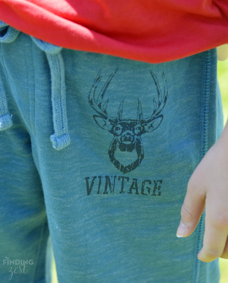 Kidbox Weathproof Vintage Boys Fleece Knit Short