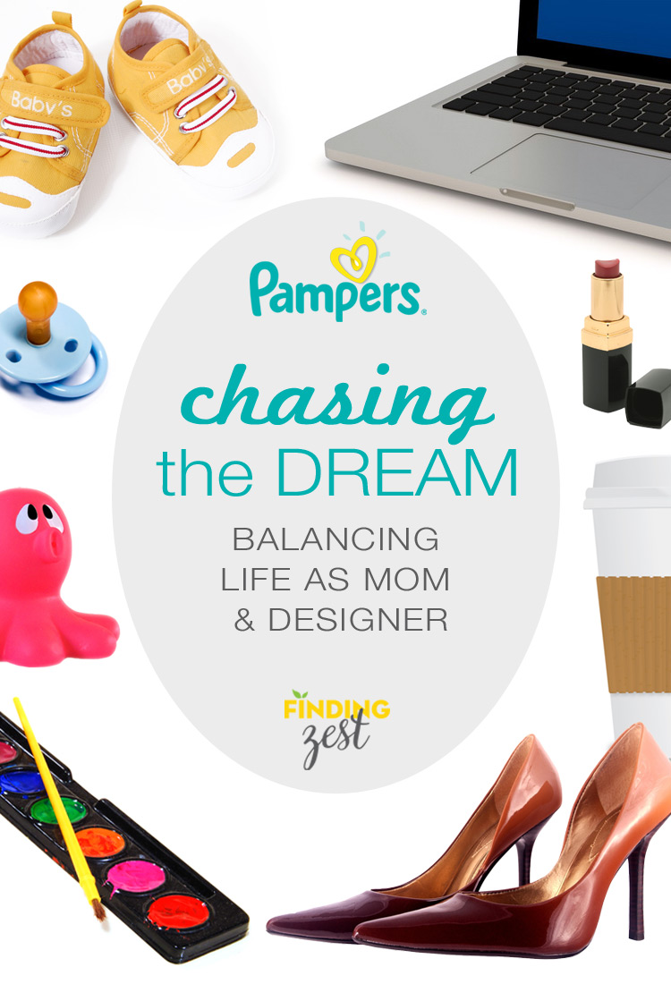 Pampers Chasing the Dream