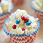Patriotic Potato Chip Candy | Mini Chef Mondays
