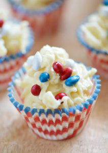 Patriotic Potato Chip Candy Recipe