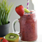 Berry Kiwi Cooler | Mini Chef Mondays