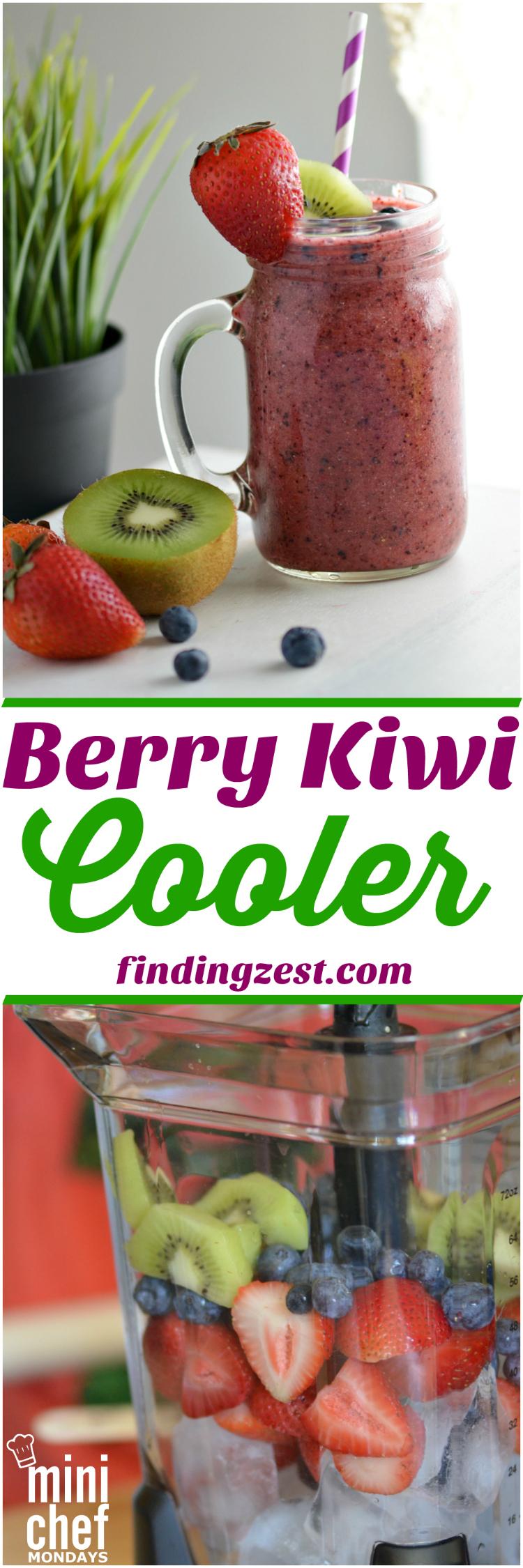 Berry Kiwi Cooler