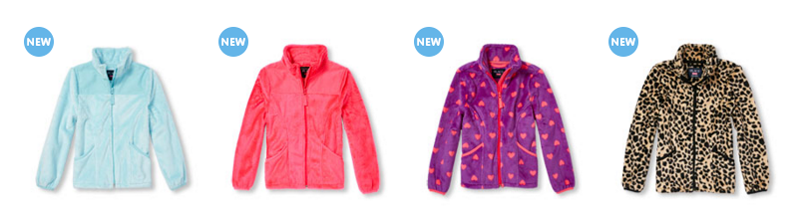 Children's Place Camp Essentials Jackets
