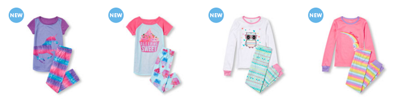 Children's Place Camp Essentials Pajamas