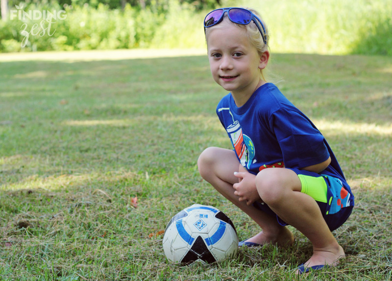 Children's Place Camp Essentials Soccer