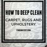 How to Deep Clean for Summer