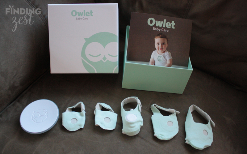 Owlet Baby Monitor Socks