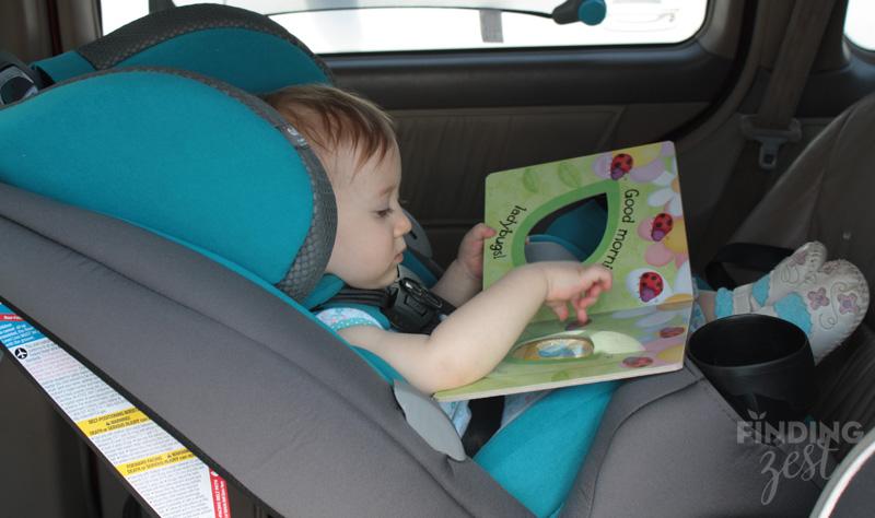 Safety 1st Grow Go Air Book