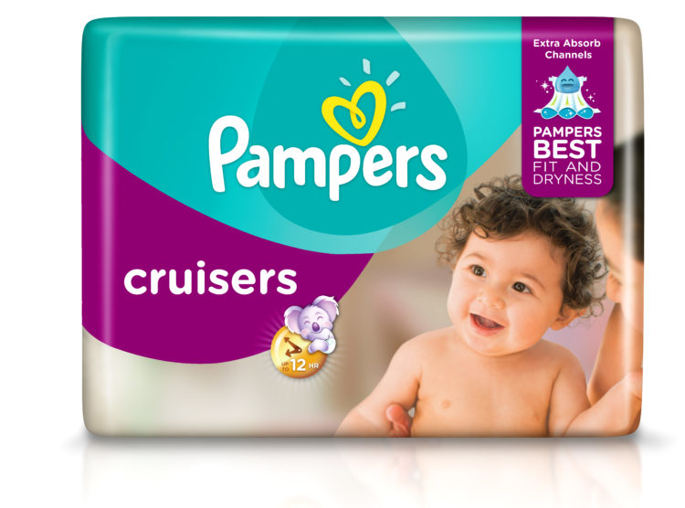 Pampers Cruisers Pack