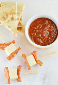 Easy Pizza Dippers