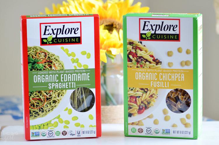 Explore Cuisine Plant Based Protein Pasta