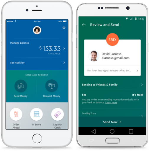 New Paypal App for Mobile Devices