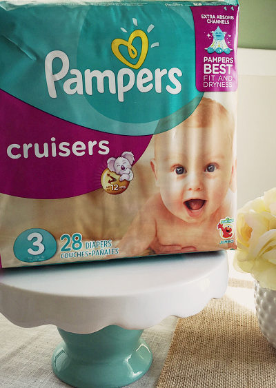 Go from Sag to Swag: Pampers Cruisers Extra Absorb Channels Demo
