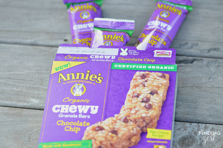 Annies Homegrown Chewy Granola Bars