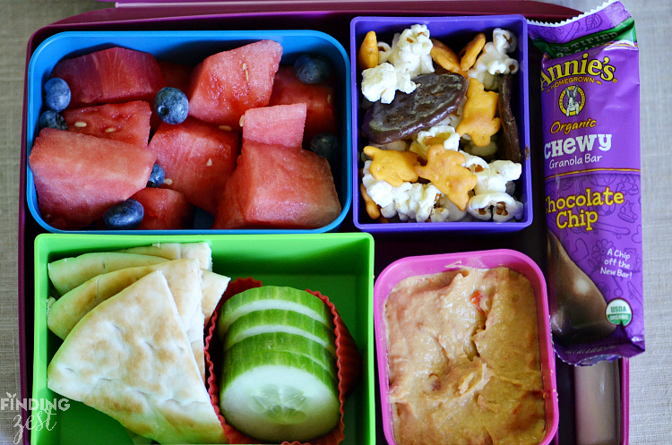 Annies Homegrown Lunchbox Options