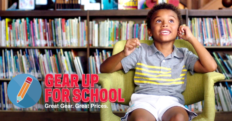 Office Depot Office Max Gear Up for School