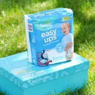 Underwear Training Ready with New Pampers Easy Ups: Toddler Unboxing