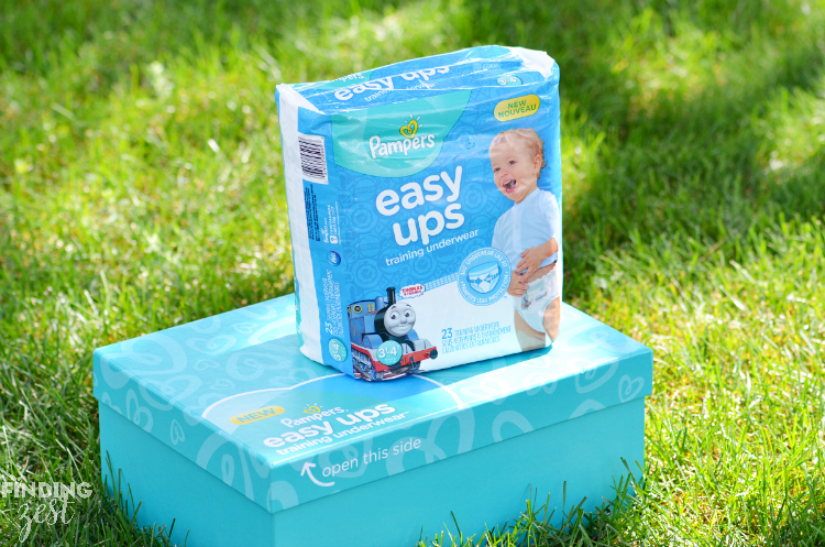 Pampers Easy Ups Underwear Training