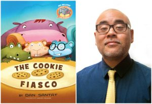 The Cookie Fiasco by Dan Santat