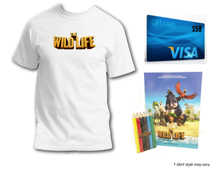 The WildLife Prize Pack