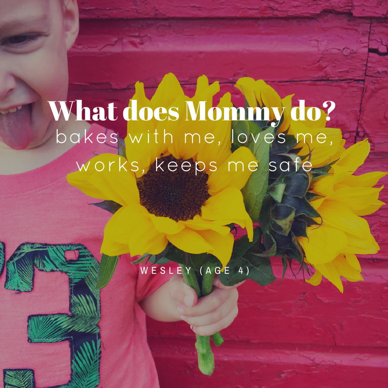 What Does Mommy Do