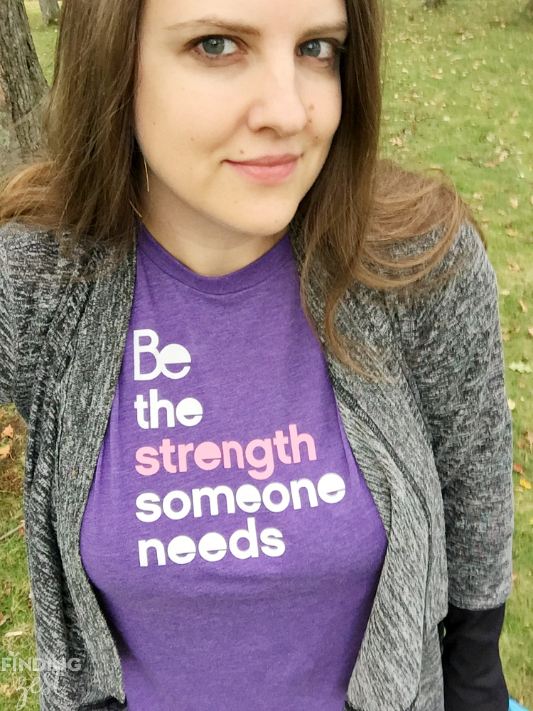 Be the Strength Someone Needs CustomInk