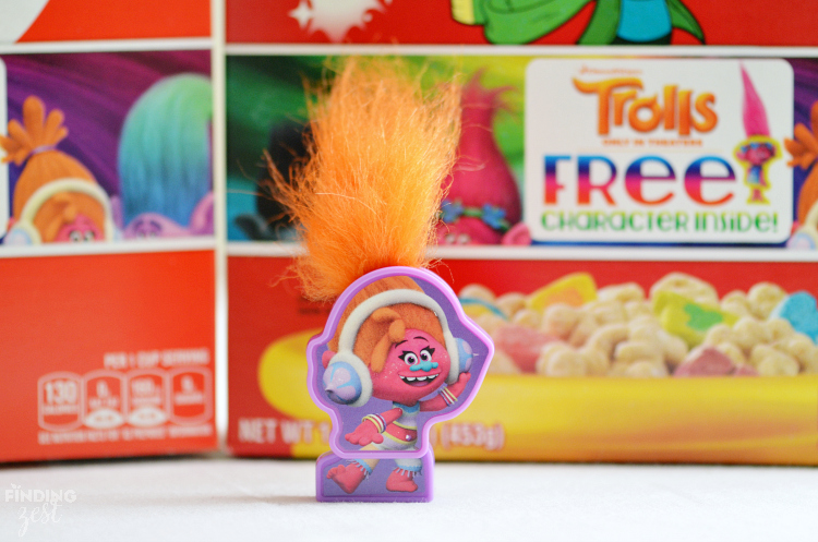 General Mills and Trolls from Dreamworks