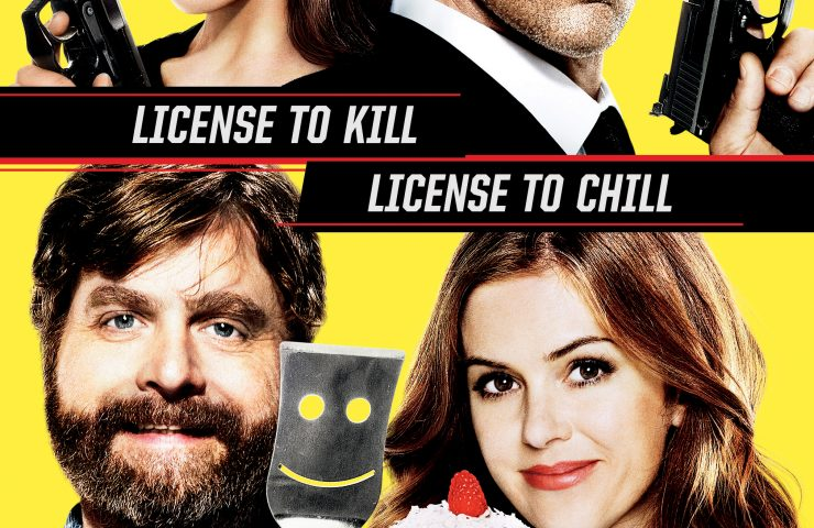 Keeping Up with the Joneses Hits Theaters Friday + Giveaway