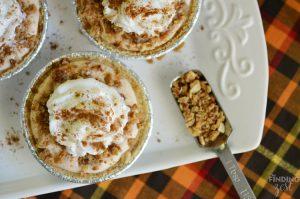 Quick Mini Pumpkin Pie Recipe