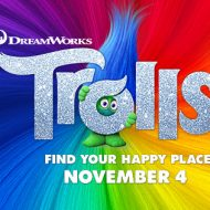 Trolls from DreamWorks Animation Hits Theaters Nov 4 + Giveaway