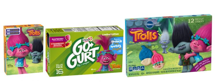 trolls-general-mills-products