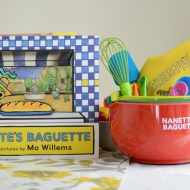 Rhyming Fun with Nanettes Baguette by Mo Willems + Giveaway