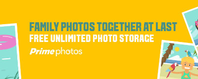 Store and Share Photos Easily with Amazon Prime Photos + Giveaway