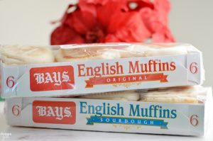 Bays English Muffins toast up to perfection!