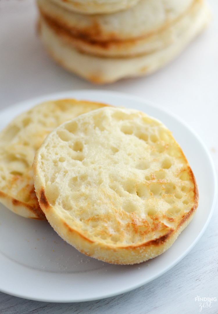 Bays Original English Muffins toast up to perfection!