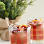 Cranberry Pineapple Mocktail