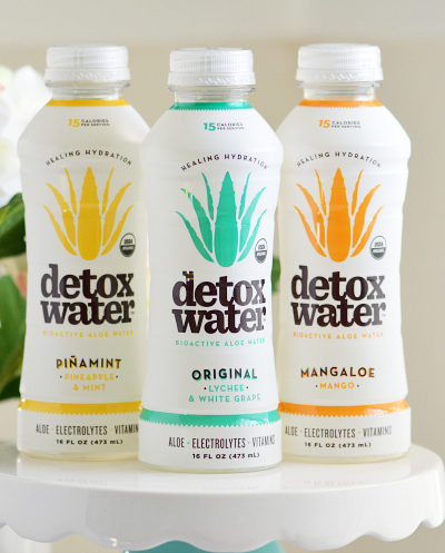 Enjoying Healthy Hydration with detoxwater™