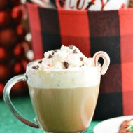 Merry Peppermint Mocha + Topped by You Caribou Coffee Holiday Promo