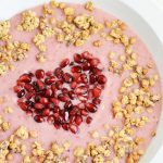 Make a Fruit Smoothie Bowl Heart for Your Valentine