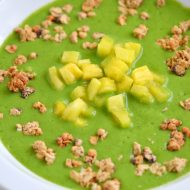 Shamrock Smoothie Bowl