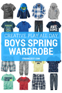 Encourage imagination and creative play all day with clothing your kids can move in. Shop for Carter's apparel now at Kohl's and save!