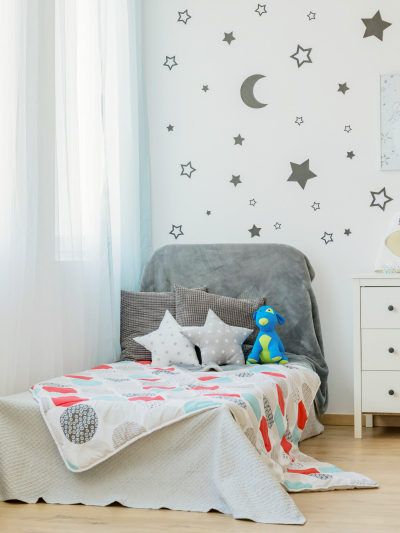 Why My Kids Share a Bedroom Even Though They Don't Have To