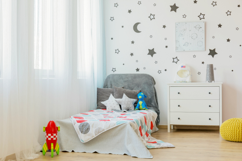 why my kids share a bedroom even though they donu0027t have to we